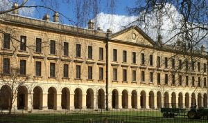 Magdalen College Grove Building Refurbishments